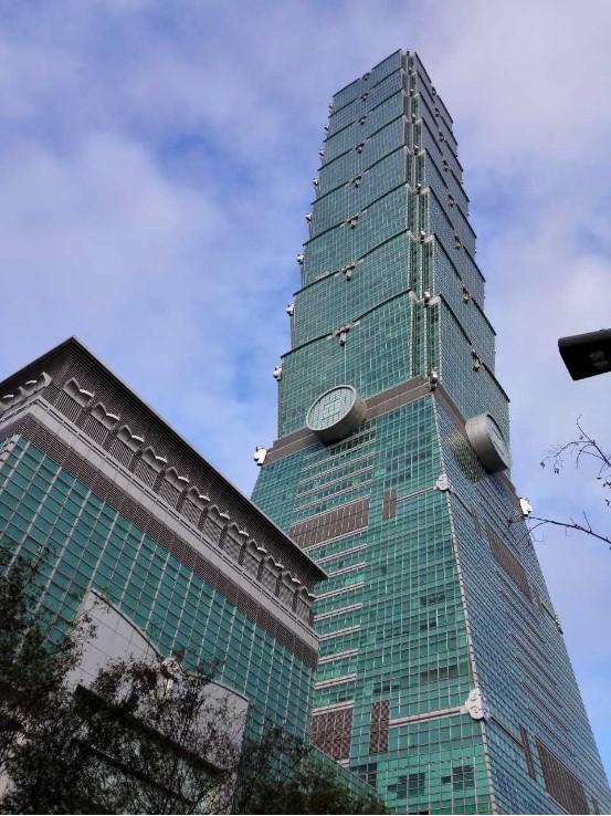 台湾101商圈